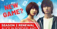 Alice in Borderland temporada 2 noticias sobre la fecha de lanzamiento