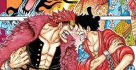 Actualizaciones del capítulo 1003 de One Piece